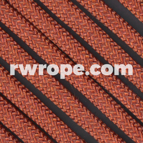 Paracord 550 in Rust.
