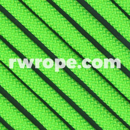 Paracord 425 in Neon Green.