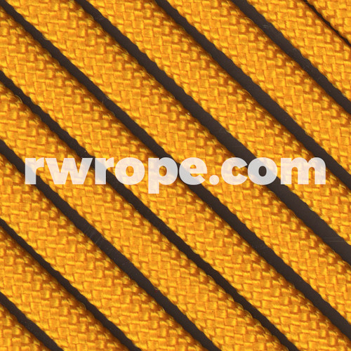 Paracord 425 in Goldenrod.