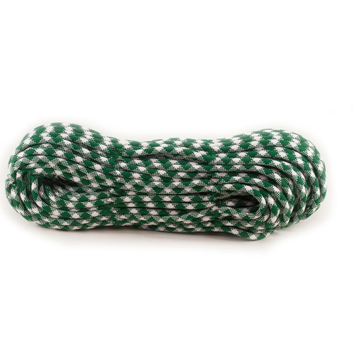 New England Ropes - Equinox - STD Dry -10.2mm x 60M - Green/White