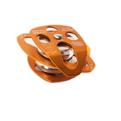 Kong™ Twin Aluminum Pulley