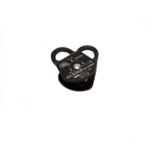 Kong™ Swing Pulley Aluminum - Anodized Black