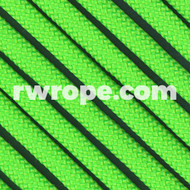 Paracord 550 in Neon Green.