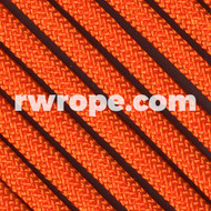 Paracord 550 in International Orange.