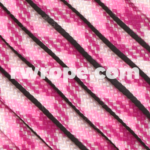 Paracord 550 in Breast Cancer Awareness