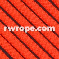 95 Paracord Type 1 in Neon Orange.