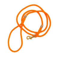 Langman P.O.S.H Dog Leash - Orange