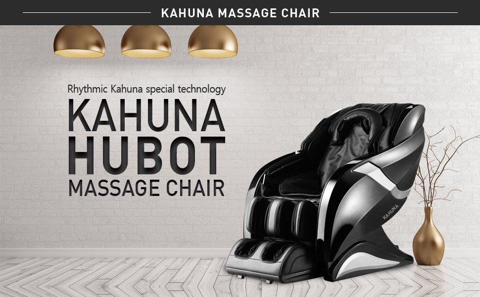 hubot kahuna massage chair