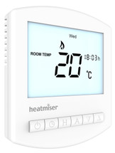 Heatmiser Slimline V2 - Programmable Room Thermostat