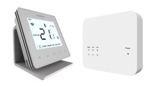 Wireless Thermostat Bundle - neoAir Bundle Silver