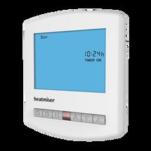 Heatmiser TM1-N 12v Network Single Channel Time Clock
