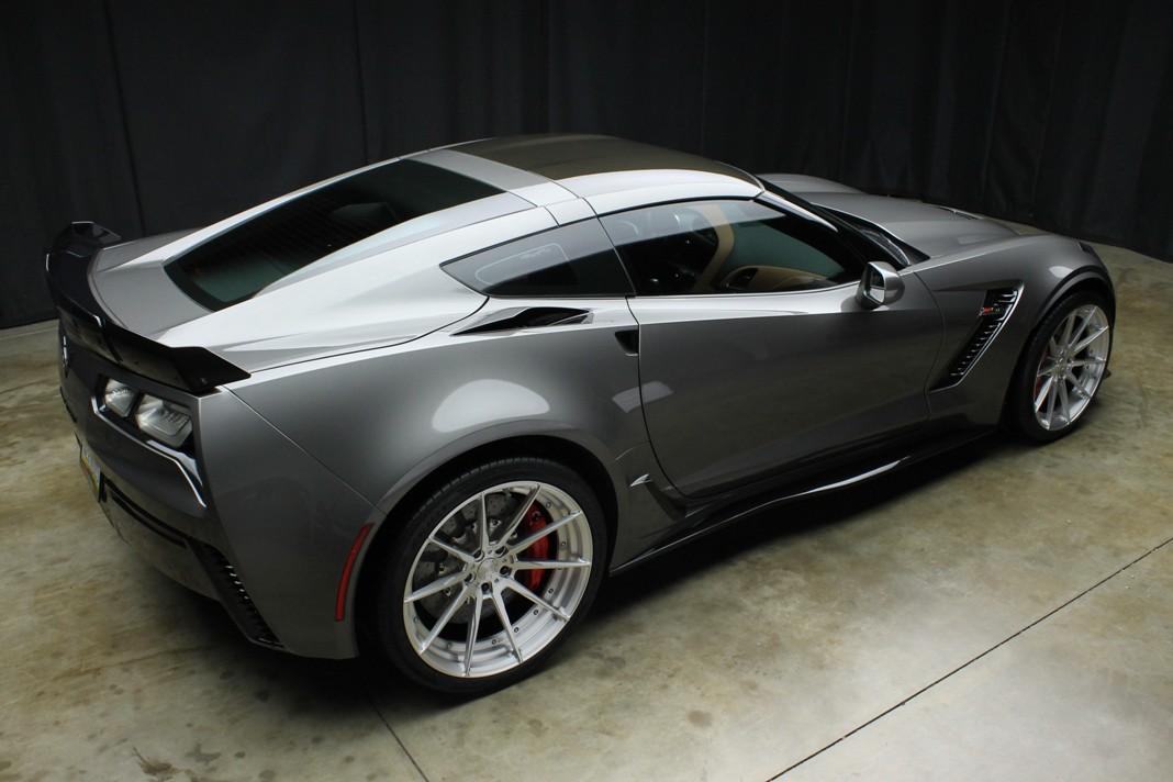 2016 Corvette Z07 >> 2016 3LZ Z06/Z07 Shark Grey Metallic - M. Hammer ...