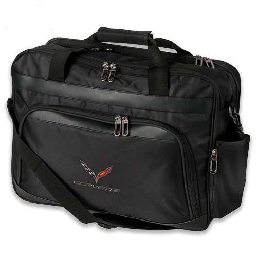 "C7 Corvette 17"" Briefcase Bag"