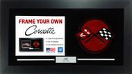 C2 Corvette Custom Framed Picture