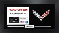 C7 Corvette Custom Framed Picture