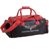 C6 Corvette Leather Bag