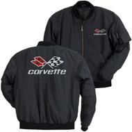 C3 Corvette Aviator Jacket