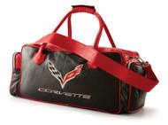 C7 Corvette Leather Bag