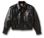 C7 Corvette Leather Jacket