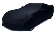 C7 Corvette Black Car Cover