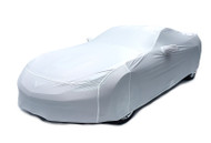 C7 Corvette White Car Cover