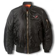 C7 Corvette Flight Jacket