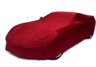 C7 Corvette Long Beach Red Red Car Cover