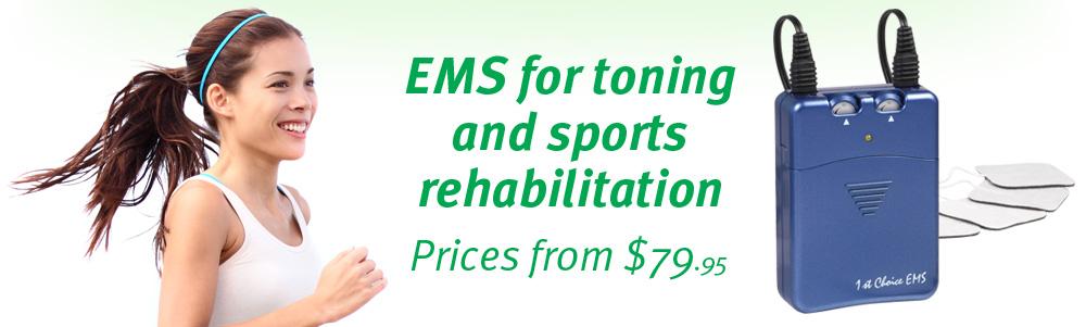 EMS - Electronic Muscle Stimulation