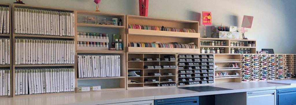 5 Tips for Organizing Your Craft Space
