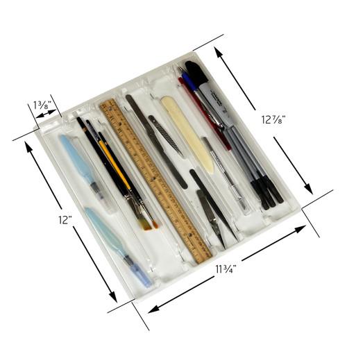 6 Slot Tool Tray Dimensions