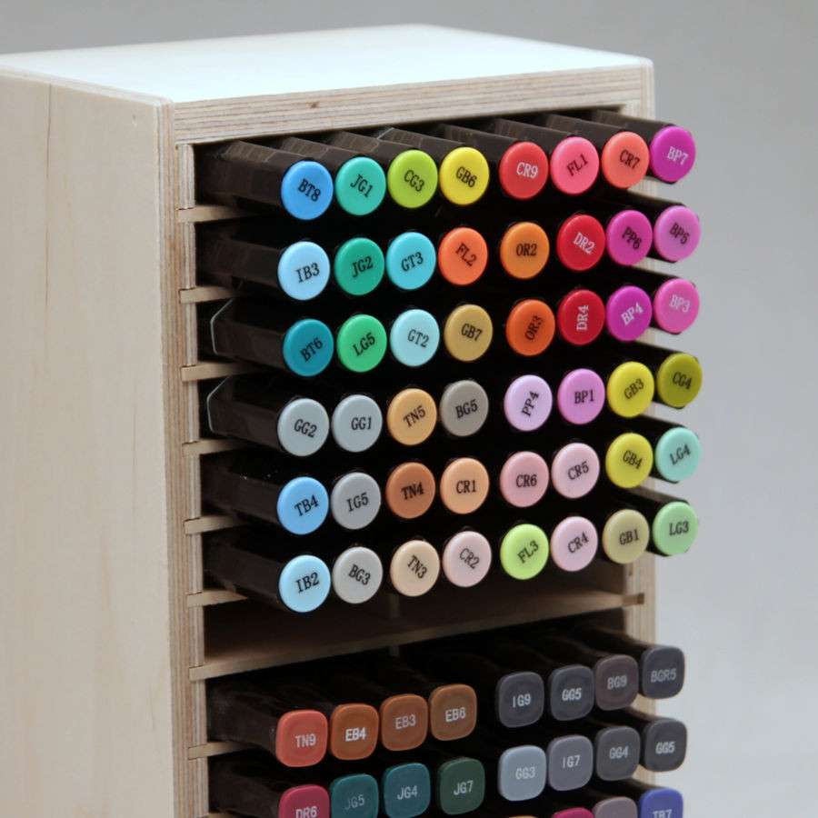 Storage For Spectrum Noir S New Markers Stamp N Storage