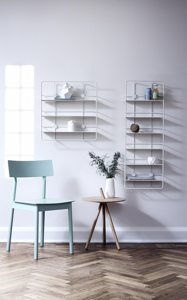 WOUD - COUPE VERTICAL SHELF