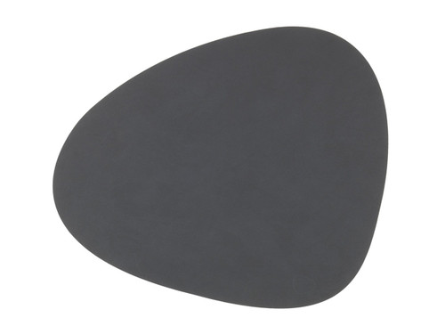 LIND DNA - CURVE TABLE MAT - ANTHRACITE