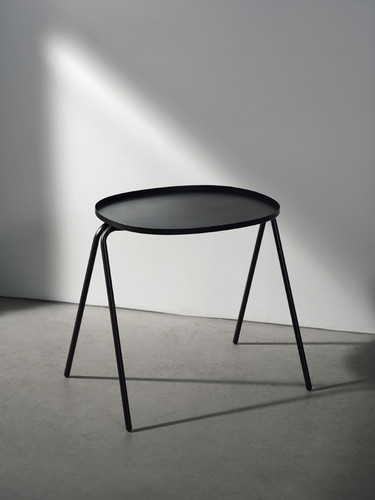 MENU - AFTEROOM SIDE TABLE BLACK