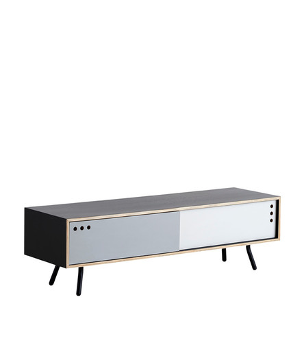 WOUD - GEYMA SIDEBOARD (LOW)