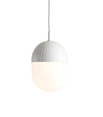 WOUD - DOT PENDENT - WHITE - M