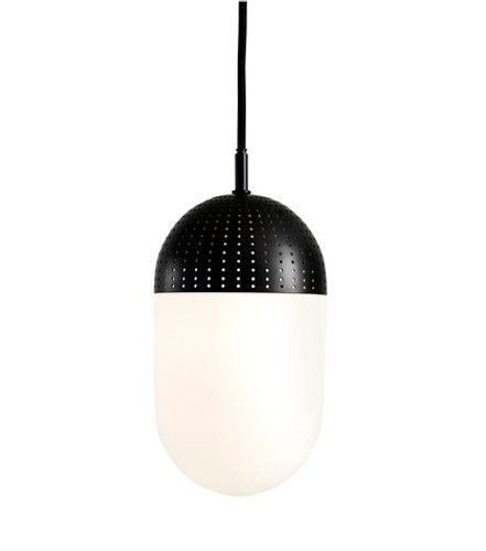 WOUD - DOT PENDANT - BLACK - L