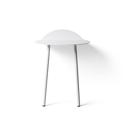 MENU - YEH WALL TABLE LOW - WHITE