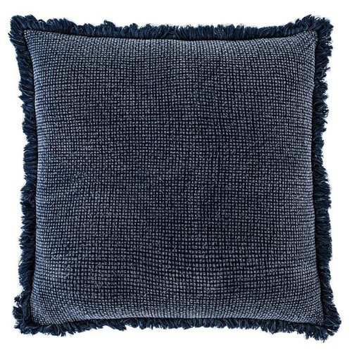 EADIE LIFESTYLE - CHELSEA CUSHION NAVY BLUE