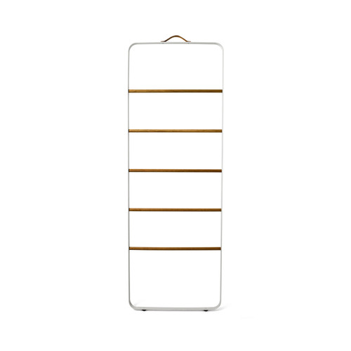 MENU - TOWEL & BLANKETS LADDER WHITE