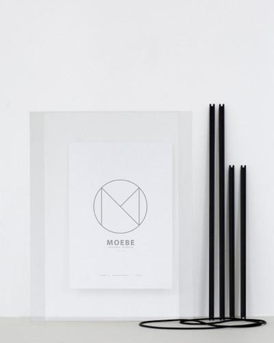 MOEBE - FRAME A3 BLACK
