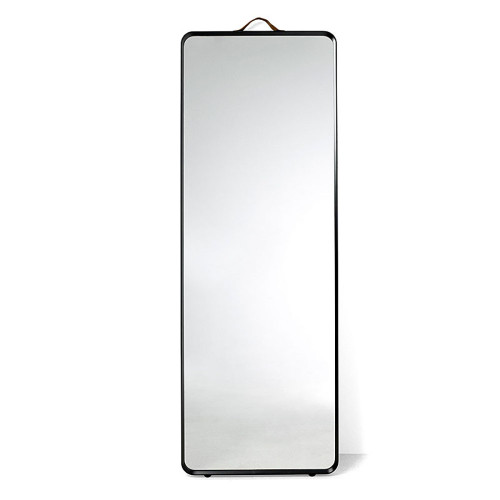 MENU - BLACK FLOOR STANDING MIRROR