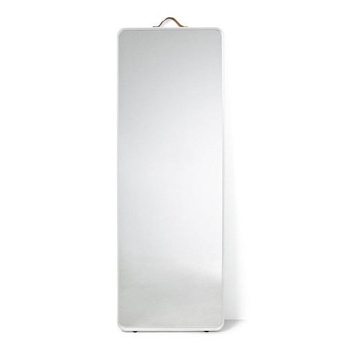 MENU - WHITE FLOOR STANDING MIRROR