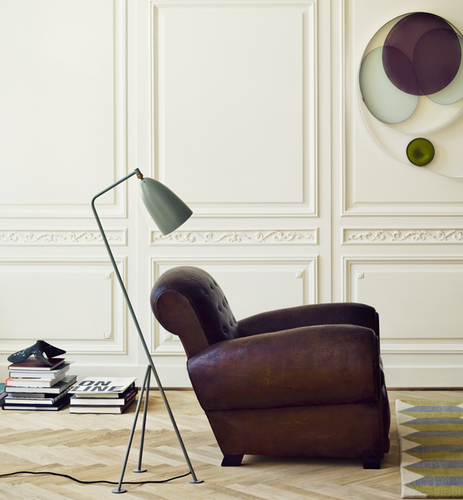 GUBI - GRASHOPPA FLOOR LAMP (VARIOUS COLOURS)
