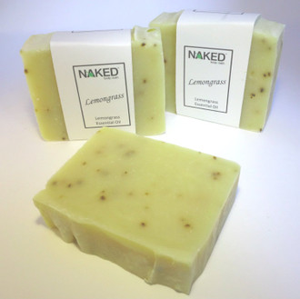 Lemongrass Handmade Soap