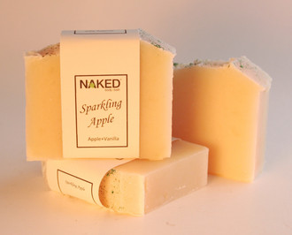 Sparkling Apple Handmade Soap