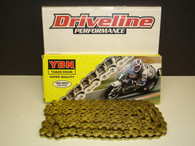 BANSHEE GOLD DRAG CHAIN 136LINK