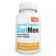 ClariMem- Dosage For People  180 LBS and Over