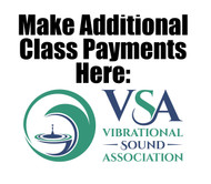 $100 registration payment to the Vibrational Sound Association