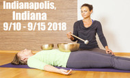 VSA Singing Bowl Vibrational Sound Therapy Certification Course Indianapolis IN September 10-15, 2018